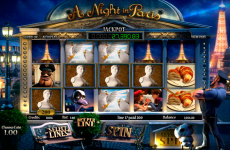 a night in paris betsoft online slots
