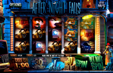 after night falls betsoft online slots