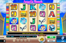 angels touch lightning box online slots
