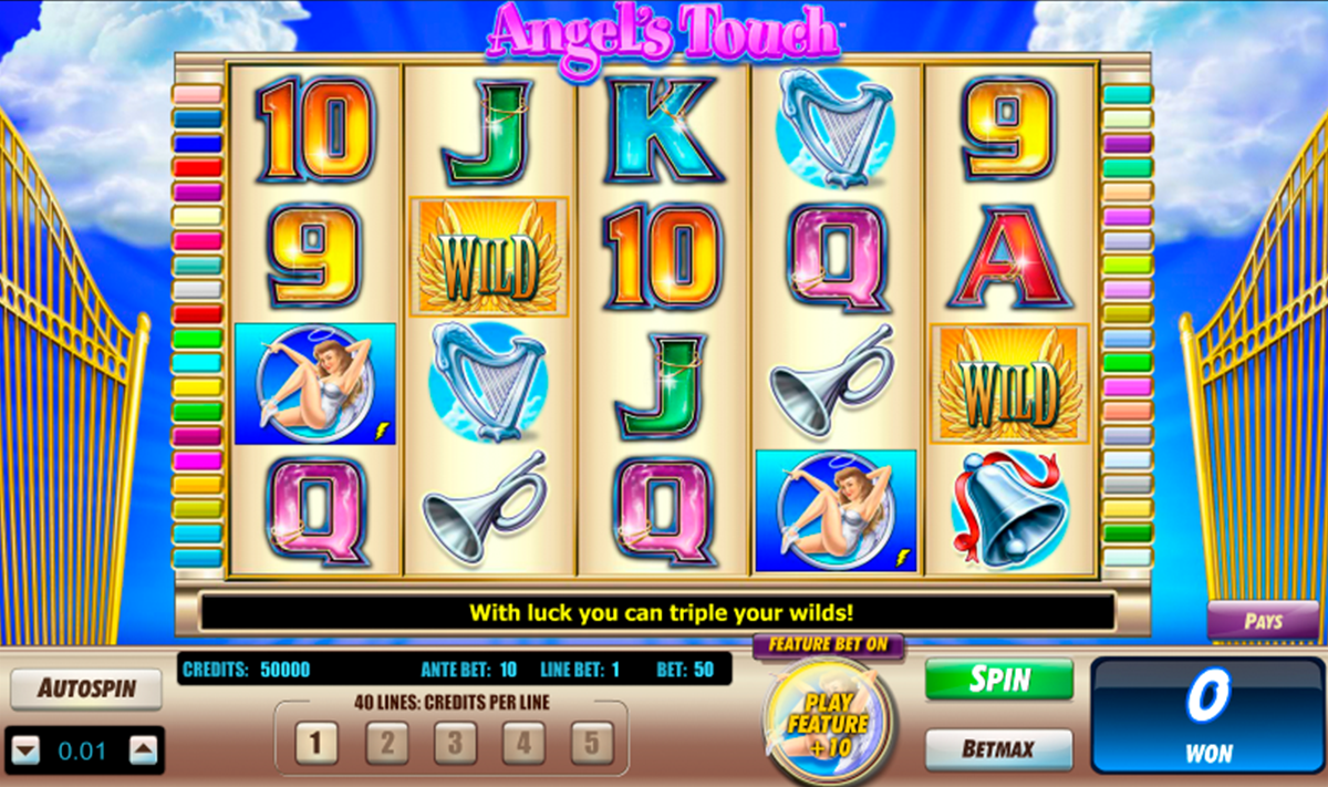 Spiele AngelS Touch - Video Slots Online
