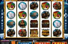 arctic fortune microgaming online slots