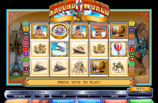 around the world microgaming online slots