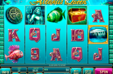 atlantis queen playtech online slots