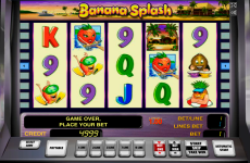 banana splash novomatic online slots