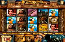 barbary coast betsoft online slots