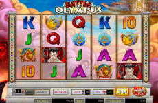 battle for olympus amaya online slots