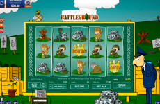 battleground spins gamesos online slots