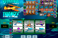 bermuda triangle playtech online slots