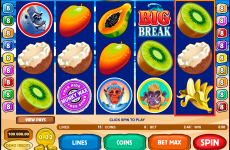 big break microgaming online slots