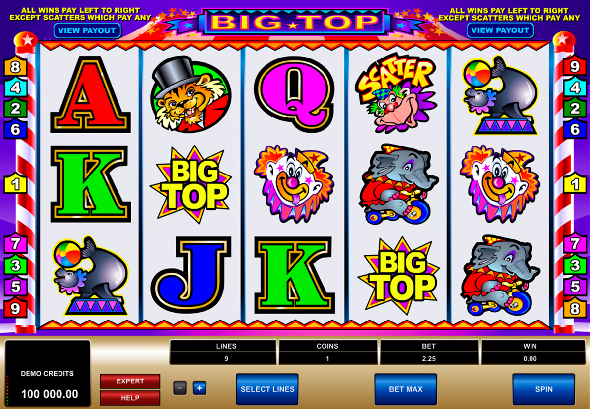 Top online slot game