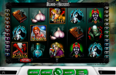 blood suckers netent online slots