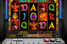 book of egypt deluxe novomatic online slots