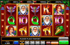 book of magic egt online slots