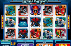 break away microgaming online slots