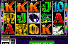 break da bank again microgaming online slots