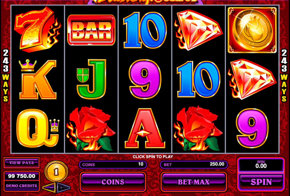 Spiele Burning Ice - Video Slots Online