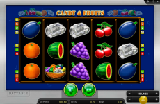 candy and fruits merkur online slots