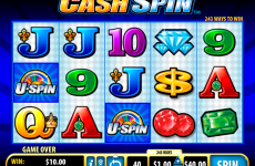 cash spin bally online slots
