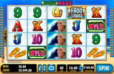 cash wave bally online slots