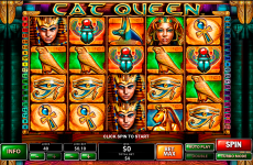 cat queen playtech online slots