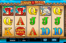 chain mail microgaming online slots