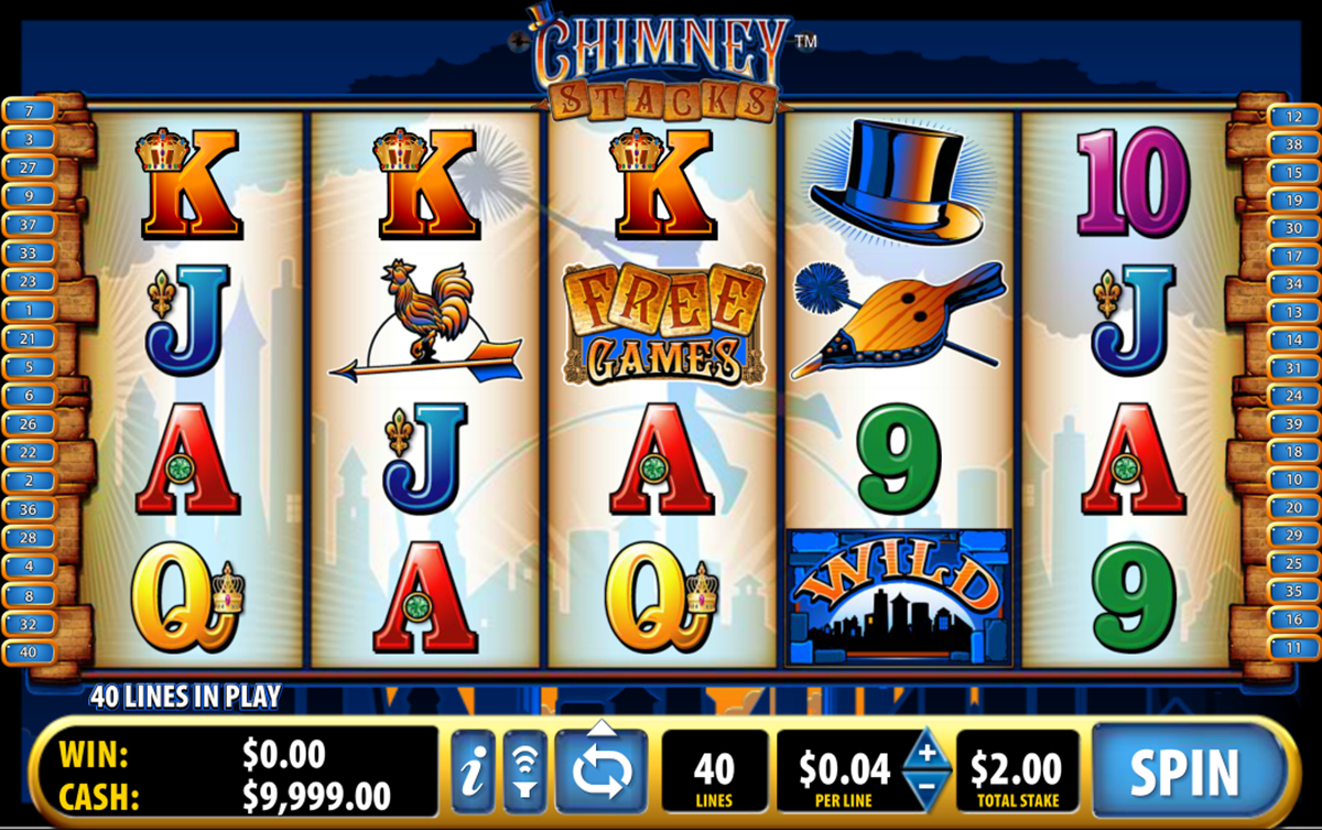 chimney stacks bally online slots