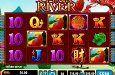 china river bally online slots