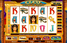 cleo queen of egypt amaya online slots