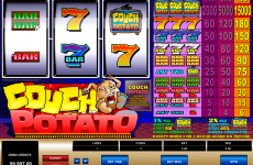 couch potato microgaming online slots
