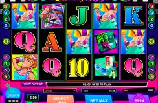 crazy80s microgaming online slots