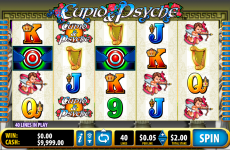 cupid psyche bally online slots