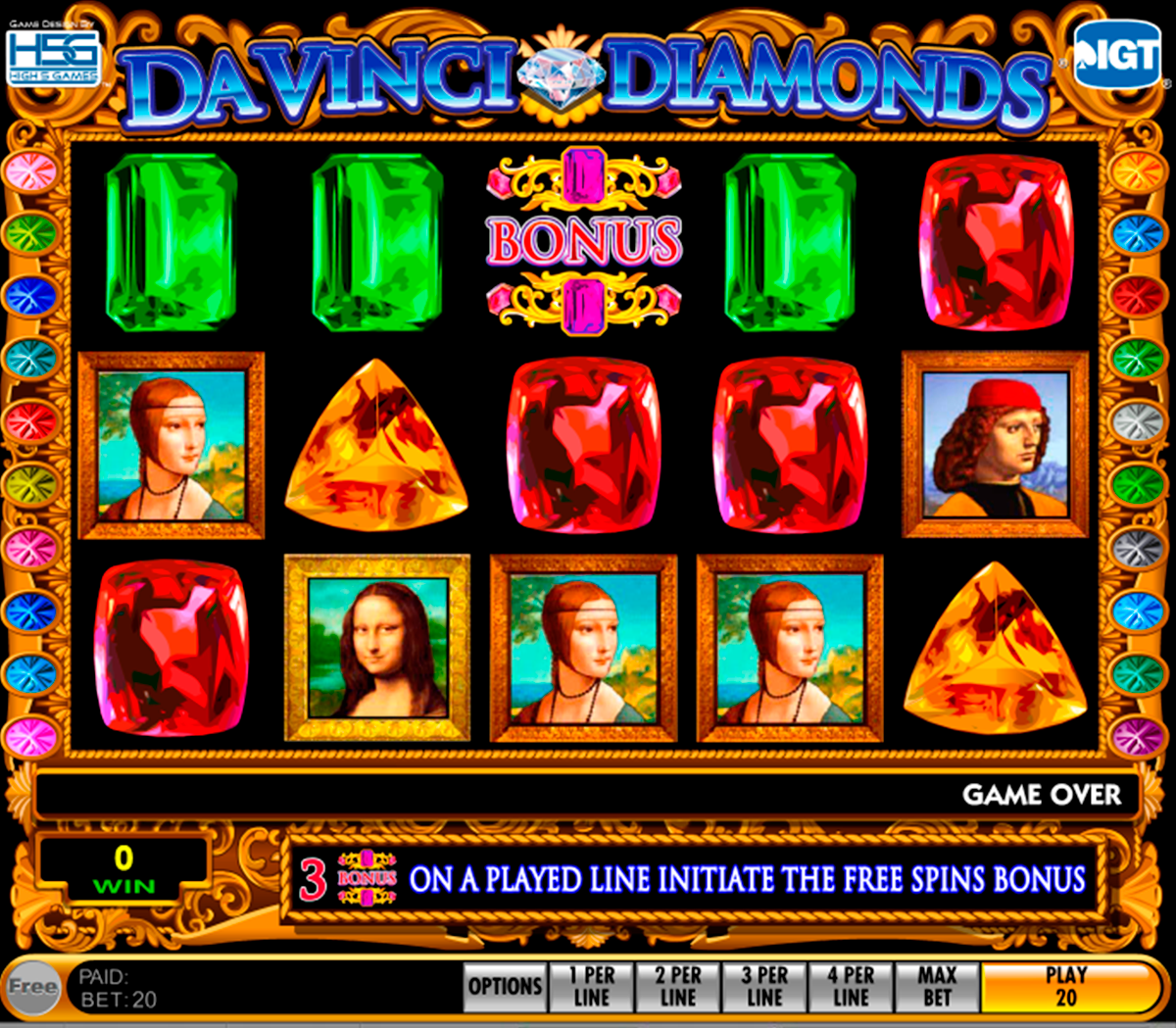 Spiele Emerald Diamond - Video Slots Online