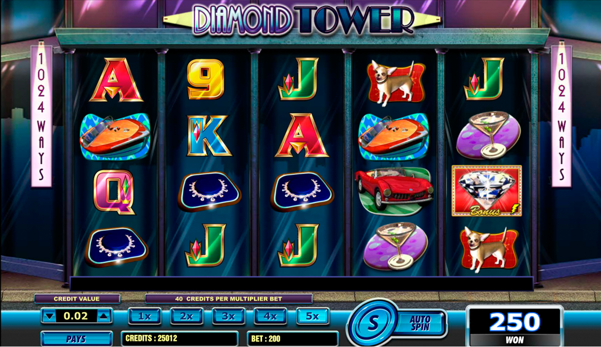 Diamond Dreams™ Slot Machine Game to Play Free in BetSofts Online Casinos