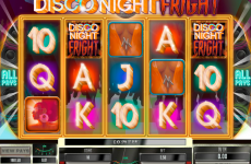 disco night fright genesis online slots
