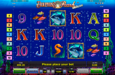 dolphins pearl deluxe novomatic online slots