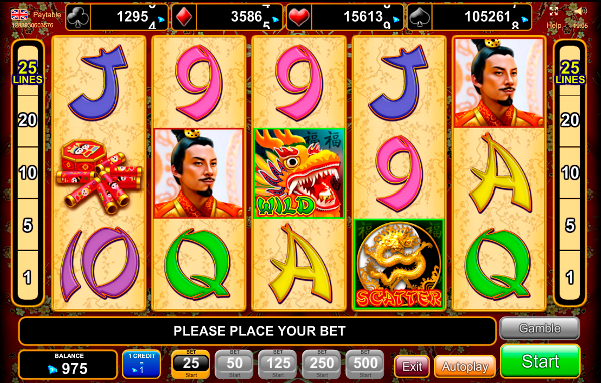 Spiele Heart Of The Dragon - Video Slots Online