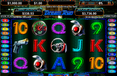 dream run rtg online slots