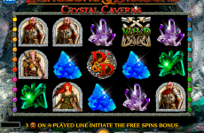dungeons and dragons crystal caverns igt online slots
