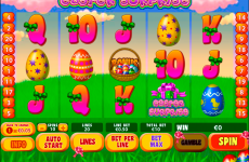 easter surprise playtech online slots