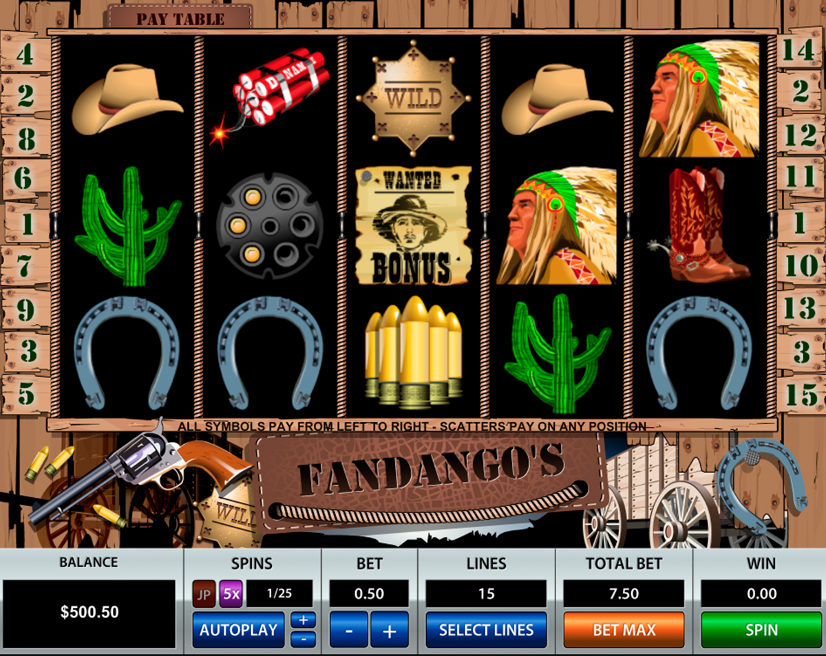 Fandangos Slot Machine - Play this Game by Pragmatic Play Online
