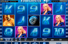fantastic four playtech online slots