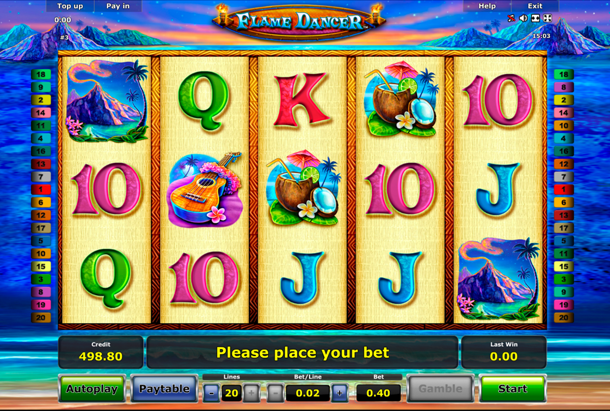 Double Dancer Slot Machine - Play the Online Slot for Free