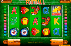 football endorphina online slots