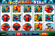 football star microgaming online slots