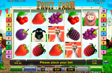 fruit farm novomatic online slots