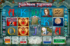 full moon fortunes playtech online slots