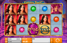 genies touch quickspin online slots