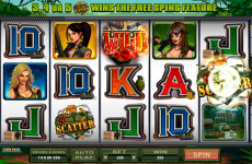 girls with guns jungle heat microgaming online slots