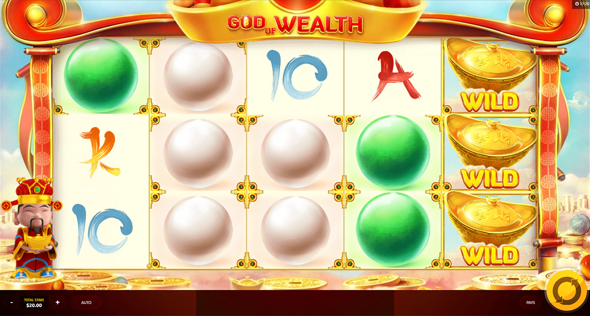 god of wealth red tiger online slots