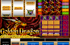 golden dragon microgaming online slots